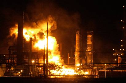 Texas City refinery explosion « WastedEnergy